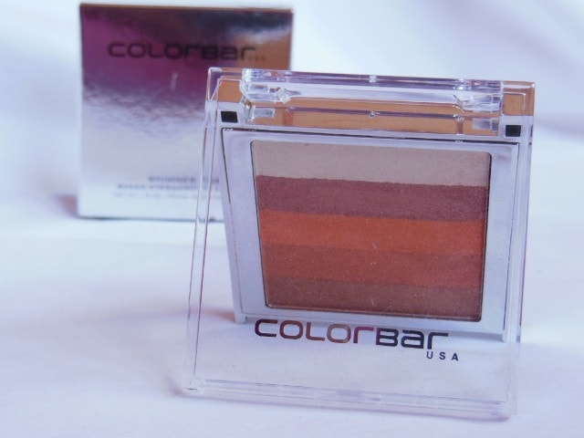 Colorbar Shimmer Bar Coral Hint
