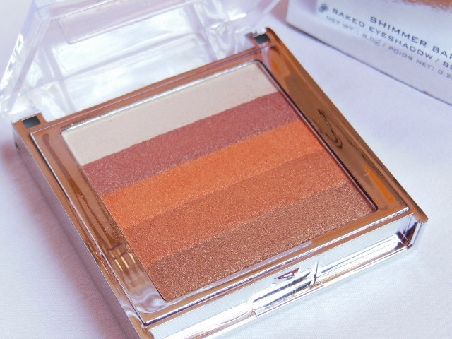 Colorbar Shimmer Bar Coral Hint#002