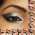 Eye Makeup Tutorial - Black Gr