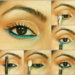 Eye Makeup Tutorial - Orange Obsession