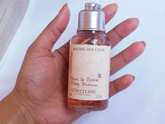 L'Occitane  Bath & Shower Gel Cherry Blossom