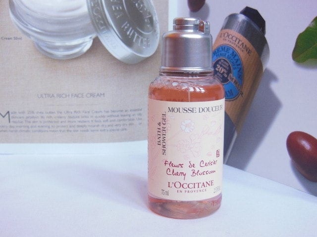 L'Occitane Cherry Blossom Shower Gel