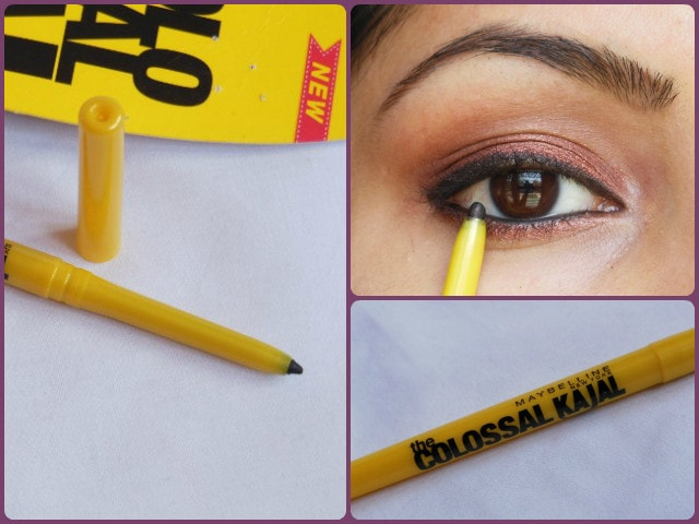 Maybelline New York Colossal Kajal Black 12Hr Look