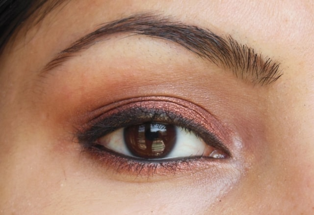 Maybelline New York Colossal Kajal Black EOTD