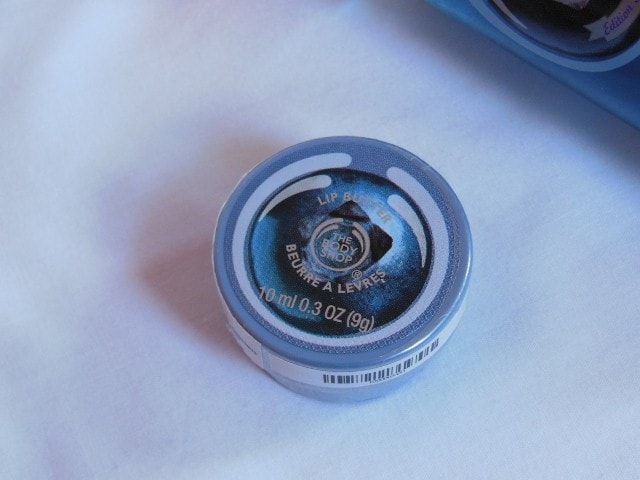 The Body Shop BlueBerry Lip Butter