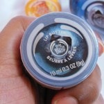 The Body Shop Lip Butter in Blueberry