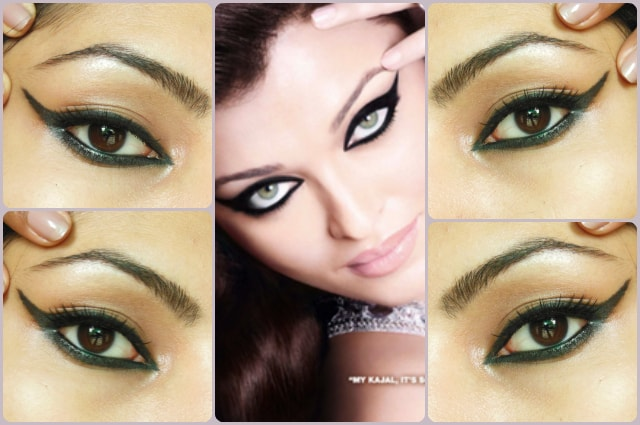 Aishwarya Rai L'Oreal Inspired Eye Makeup