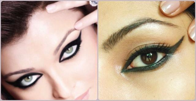 Aishwarya Rai L'Oreal Magique Kohl Inspired Eye Makeup