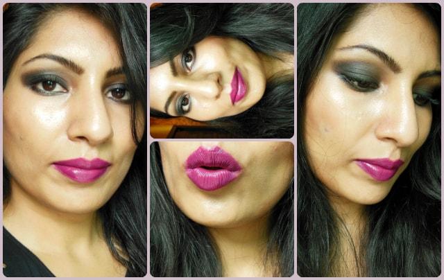 Makeup Look For Las Vegas