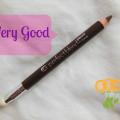 Makeup Marksheet- Covergirl Perfect blend Eye Pencil Black-Brown