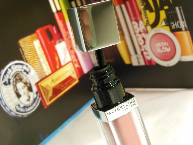 Maybelline Lip Polish Glam16 Packaging
