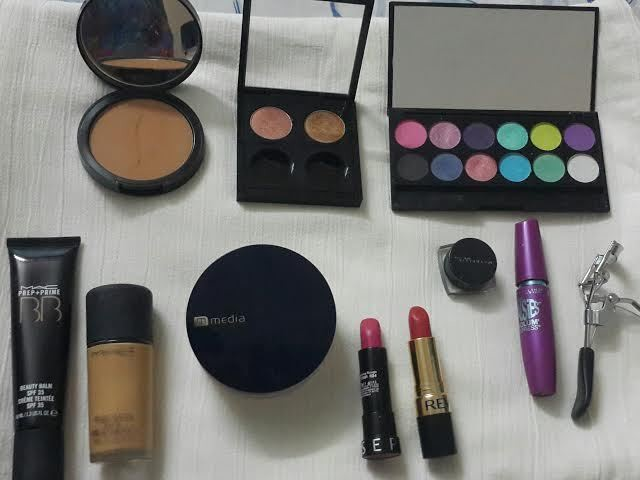 Products Used - South Indian wedding Look