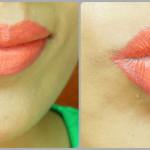 Revlon Colorburst Matte Lip Balm Audacious LOTD