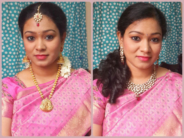 Traditional South Indian Bridal Makeup Looks Beauty Fashion
