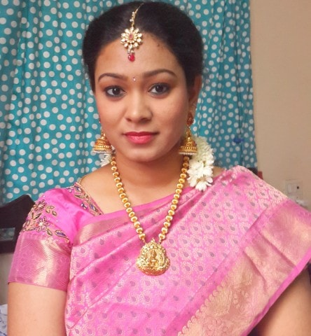 Traditional Bridal Makeup Looks : Traditional South Indian Bridal Makeup Looks - Indian ...