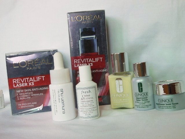 Birthday Haul - Shu Umera, Loreal, Clinique Skin Care
