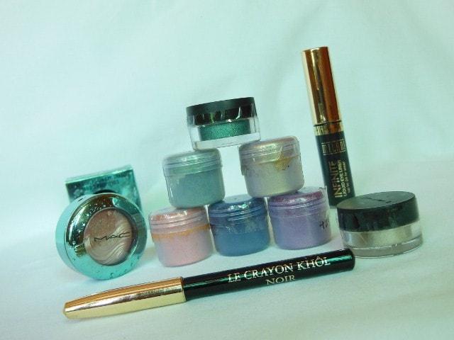 Birthday Makeup Haul - Eye Shadow, Pigments, Kohl