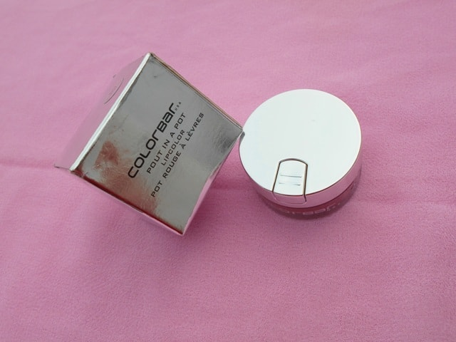 Colorbar Pout in a Pot Charming Pink Review