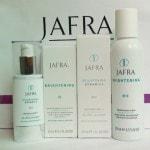Jafra Brightening Skin Care Range