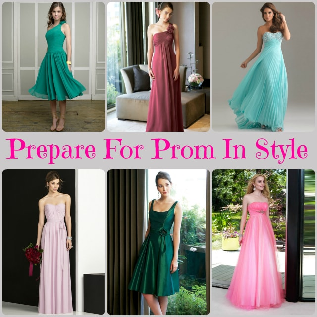 Prepare For Prom In Style with Aviva Dresses