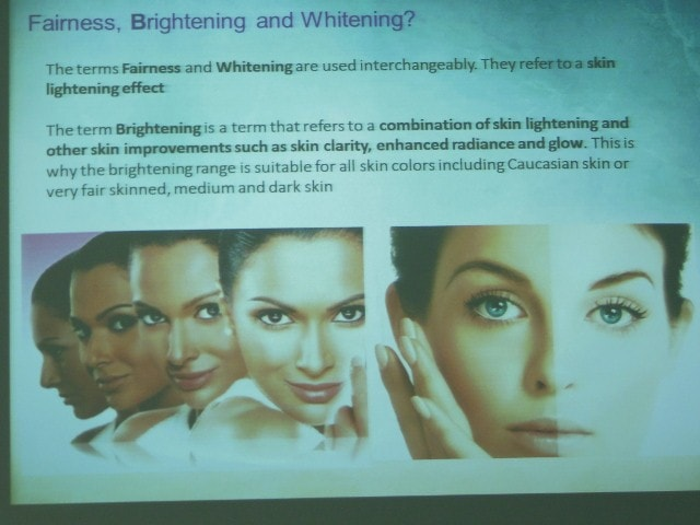 What Is brightening and whitening - Jafra