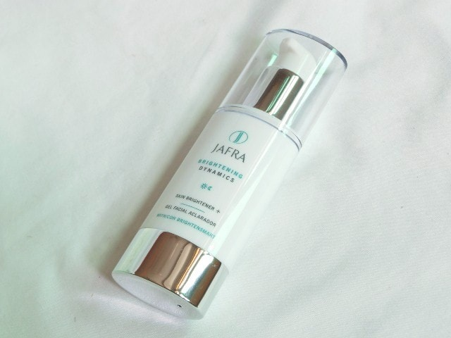 Jafra Skin Brightening Serum Review