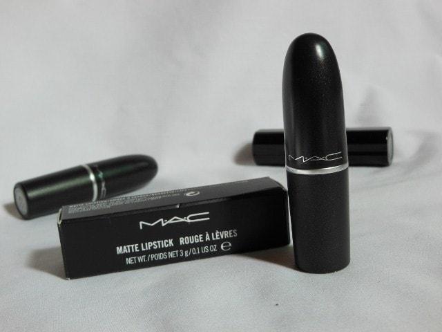 MAC Lipstick Packaging Candy Yum Yum