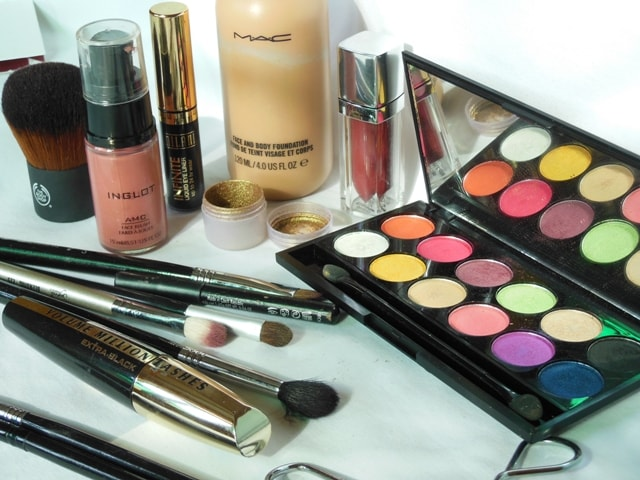Products Used - Yummy Plummy Makeup