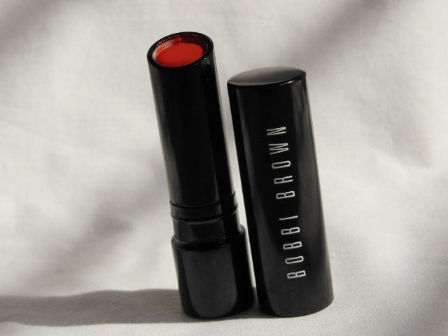 Bobbi Brown Jenna Matte Lipstick Review