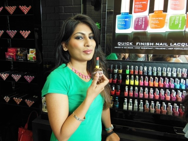Colorbar Cup Cake and Me