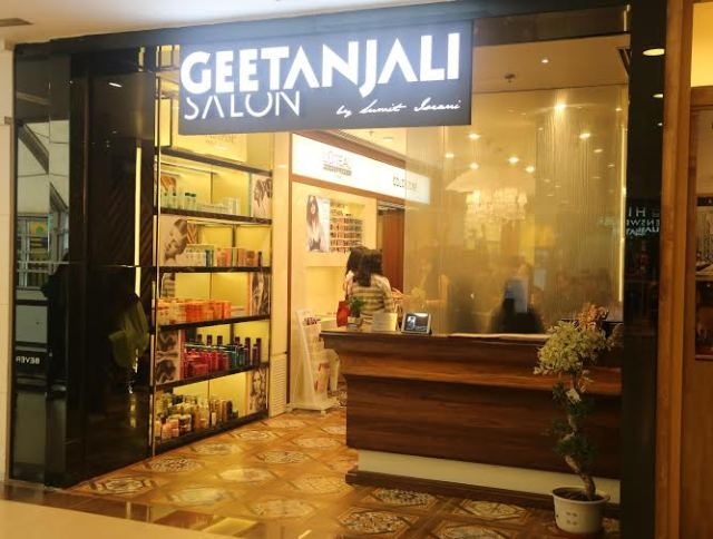 Geetanjali Salon At Saket