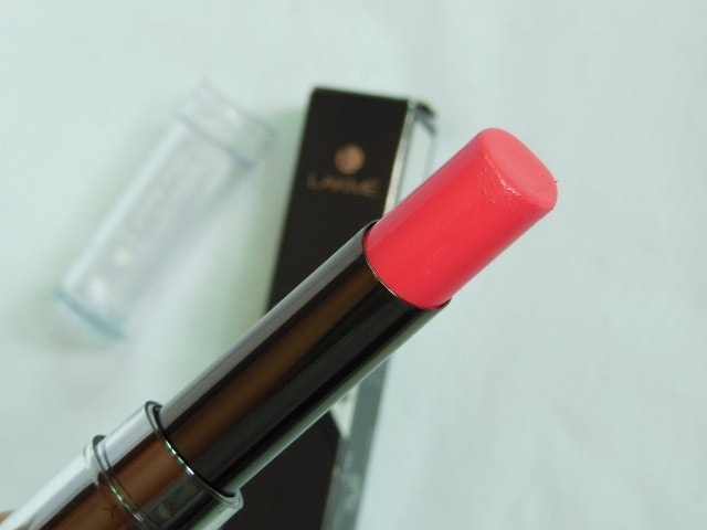 Lakme Absolute Gloss Addict Lipstick Desert Rose