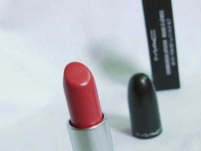 MAC Cremesheen Crosswires Lipstick Review, Swatch, EOTD ...