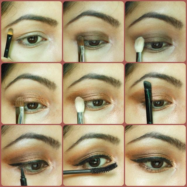Parineeti Chopra Vogue 2014 Inspired Eye makeup Tutorial