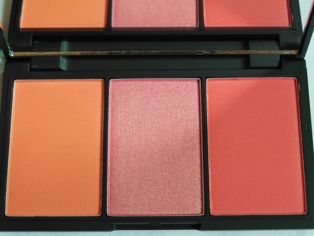 Sleek Blush By 3 Blush Palette Lace