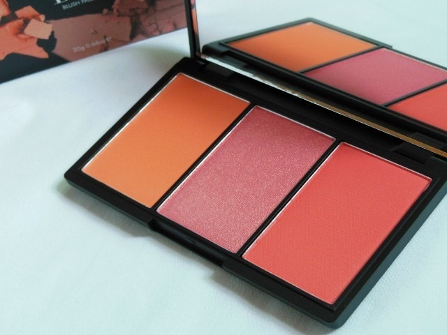Sleek Blush Palette Lace Review