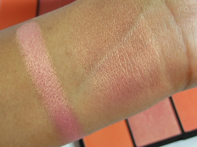 Sleek Lace Blush Palette - Guipure Swatch