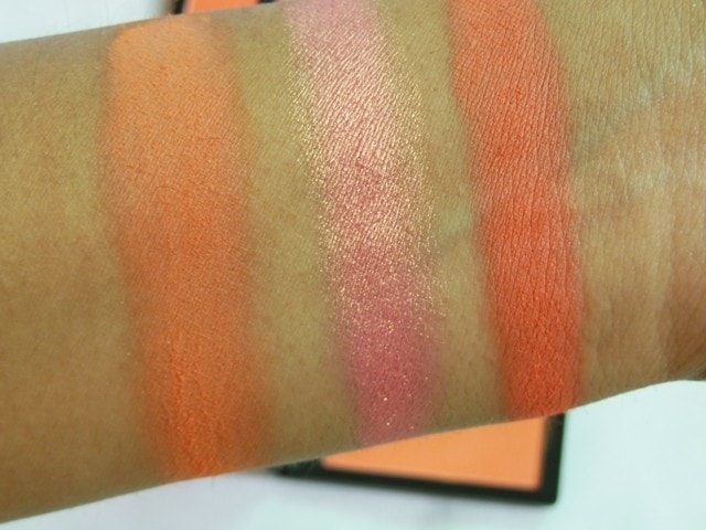 Sleek Lace Blush Palette - Swatch 2