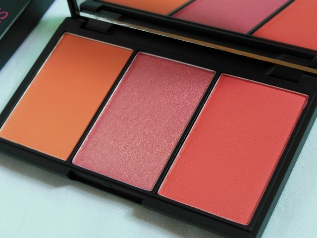 Sleek makeup  Lace Blush Palette Review