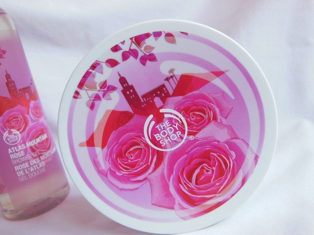 The Body Shop Atlas Mountain Rose Body Butter review