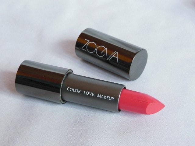 Zoeva Luxe Cream Floral Crown 05 Lipstick