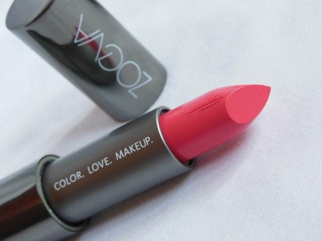 Zoeva Luxe Cream  Lipstick Floral Crown Review