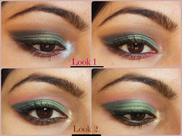Zoeva Rodeo Belle Eye Shadow Palette Eye Look