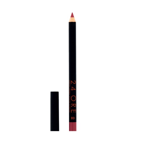 Best Lip Liner India - Deborah 24 Ore Lip Pencil