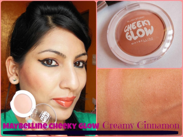 Best Makeup 2014 - Maybelline-Cheeky-Glow-Blush-Creamy-Cinnamon-Look