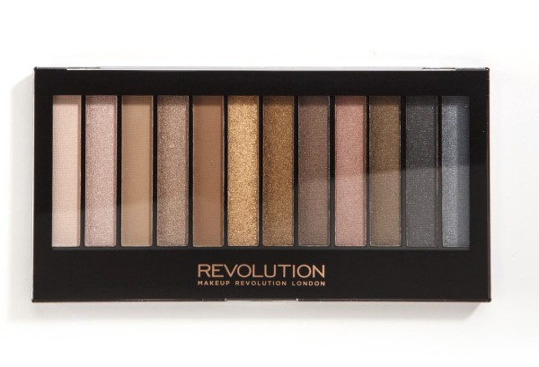 Drugstore Eye Shadow Palettes - Makeup revolution Iconic Eye Shadow Palette