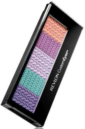 Drugstore Eye Shadow Palettes - Revlon Custom Eyes Eye Shadow Palette