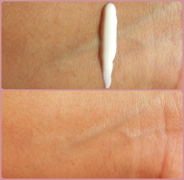 L'Oreal Paris Aqua  Essence UV Perfect SPF 30 Sunscreen Swatch 2