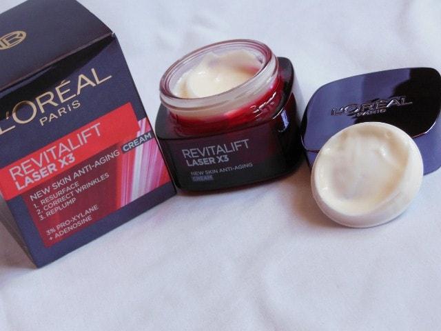 L'Oreal Paris Revitalift Anti Ageing Cream Review