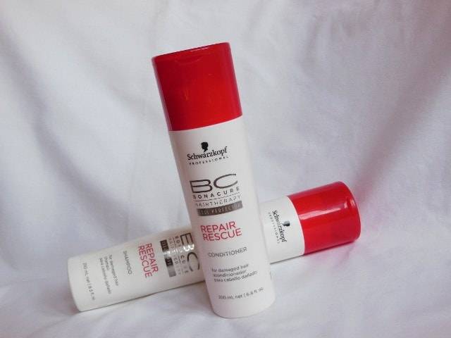 Schwarzkopf BonaCure Repair Rescue Deep Nourishing Conditioner